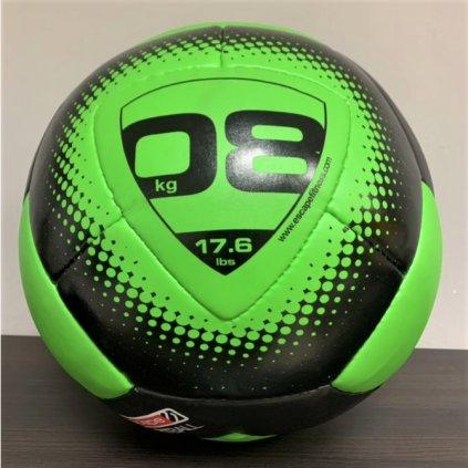 Vertball 8 kg ESCAPE (zelený) – otlačený_01