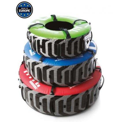 Sada 4 multifunkčních pneumatik s úchyty ESCAPE_01