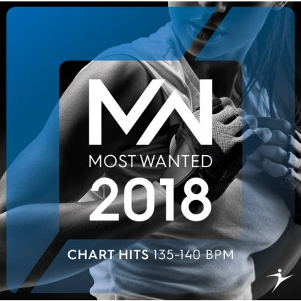 2018 MOST WANTED Chart Hits – 135–140 BPM_01