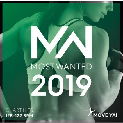 2019 MOST WANTED Chart Hits – 128–122 BPM_01