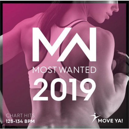 2019 MOST WANTED CHART HITS – 128–134 BPM_01