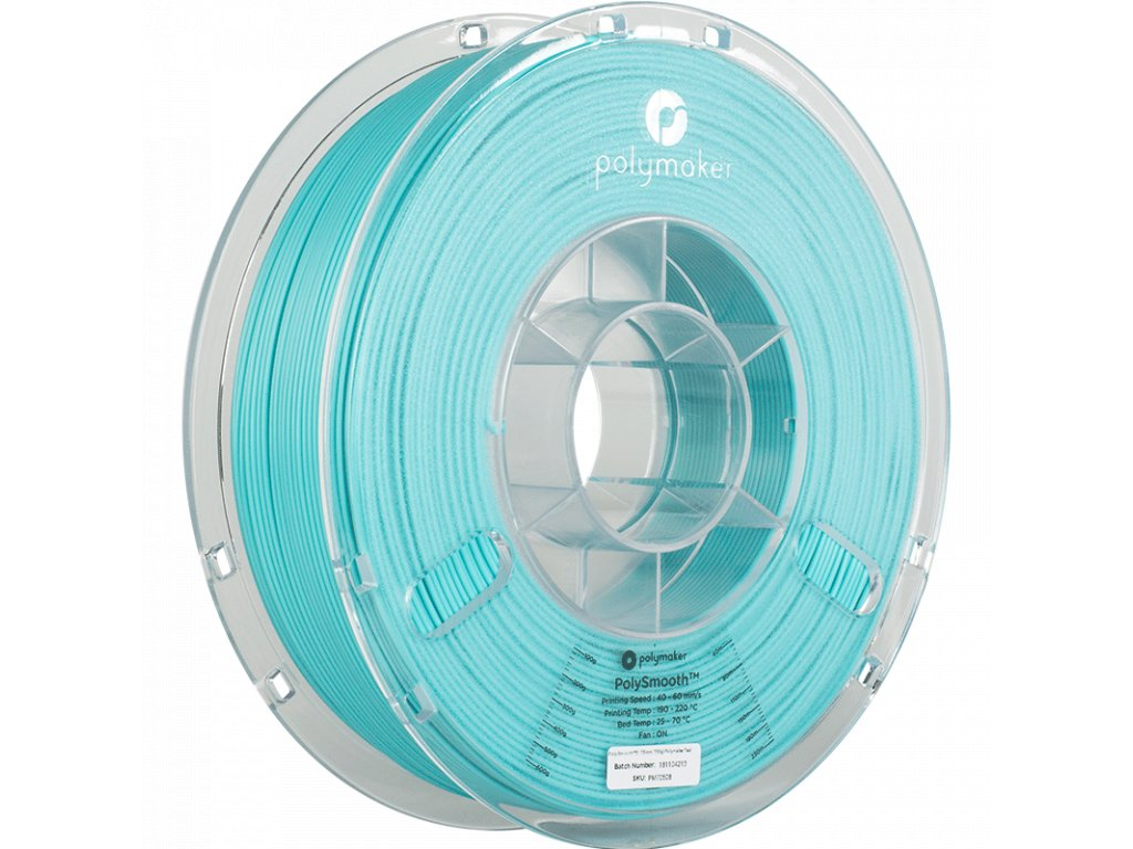 Specialty PolySmooth Teal 175 Spool Picture Astmmetric