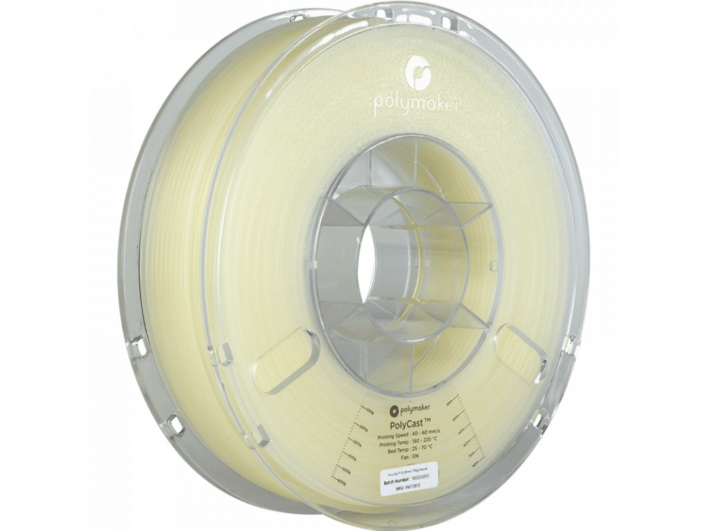 Specialty PolyCast Natural 285 Spool Picture Astmmetric