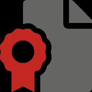 file-certificate-duotone