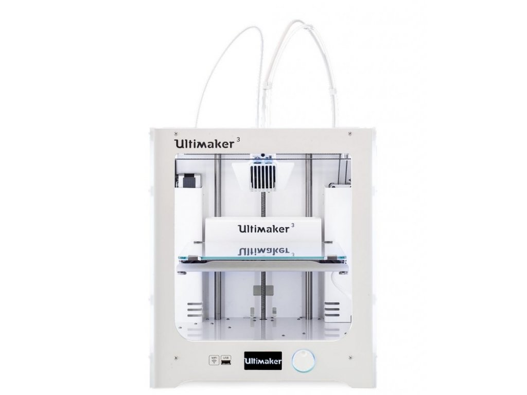 Ultimaker 3 frontal