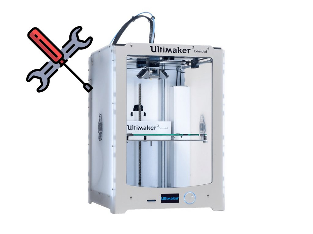 Ultimaker 2 Extended repase