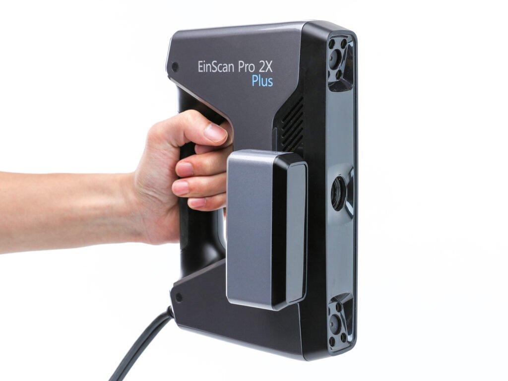 EinScan Pro 2X Plus module 1024x768