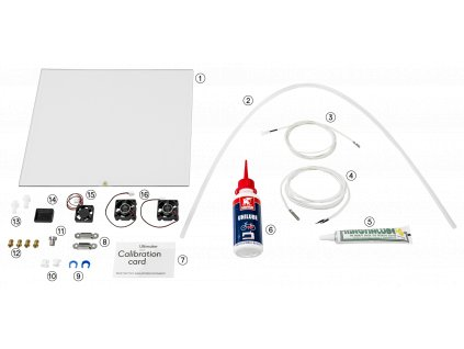 Maintenance kit contents[1]