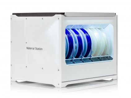 Ultimaker S5 Material Station Studio 62