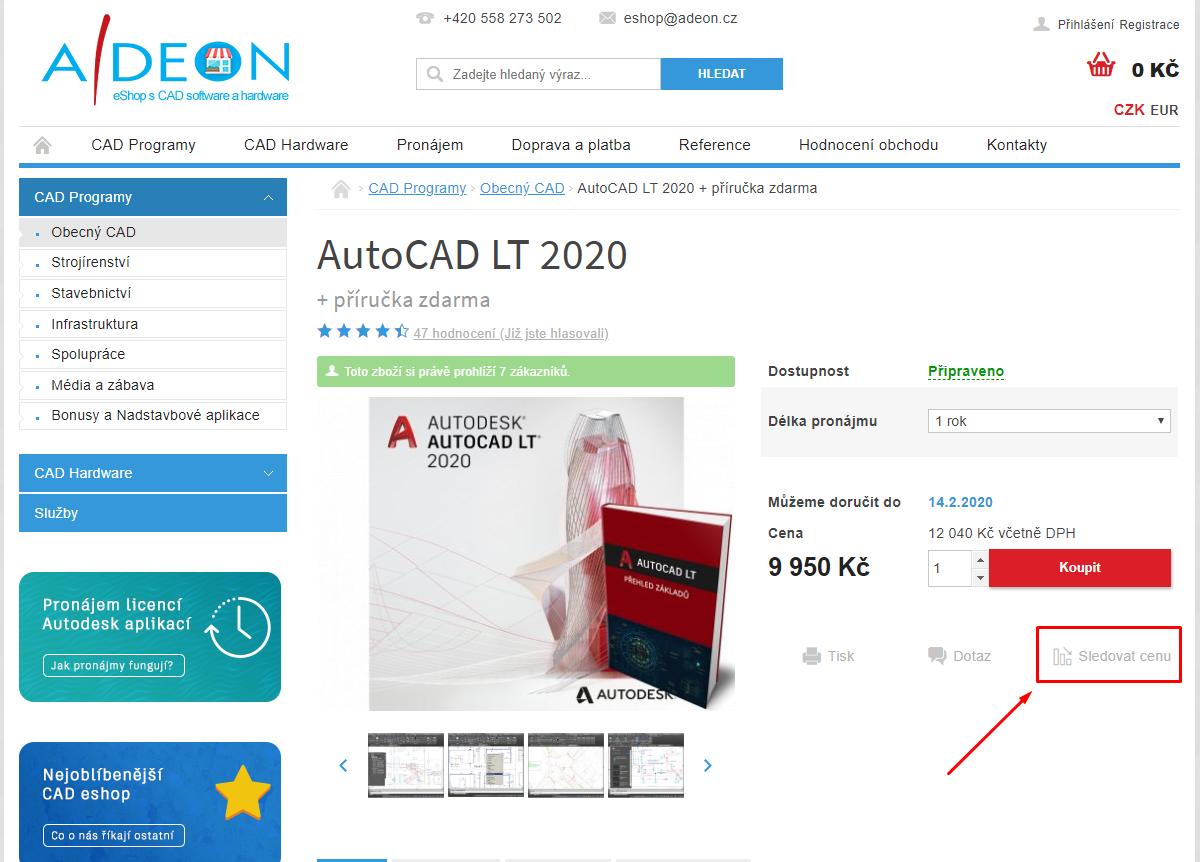Hlidani_ceny_Autocad
