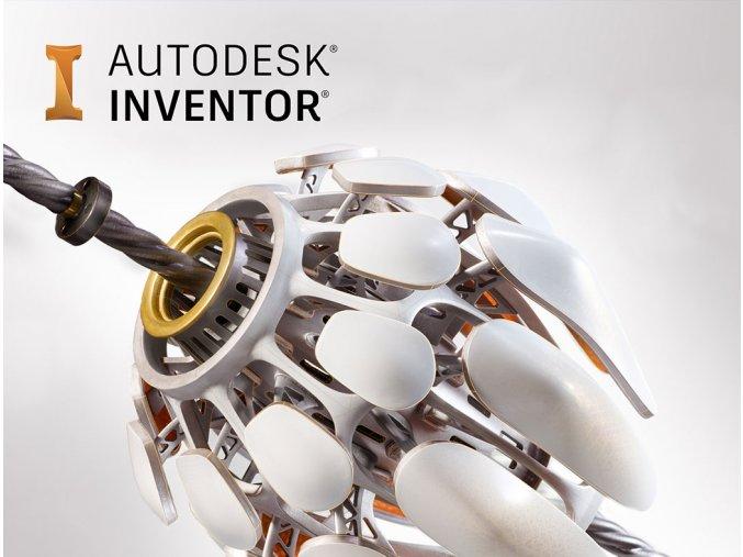 Autodesk Inventor cena licence pronajem