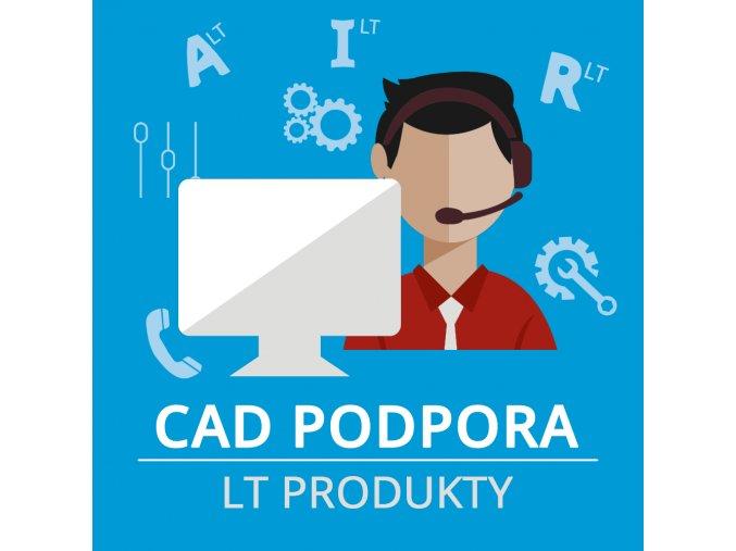CAD Podpora Adeon LT