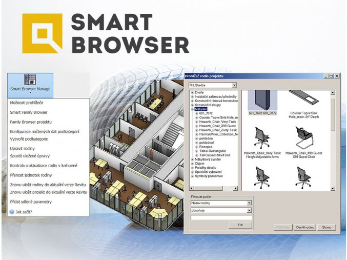 AGACAD Smart Browser