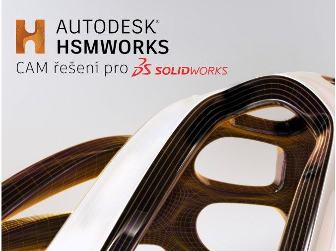 HSMWorks pro solidworks licence