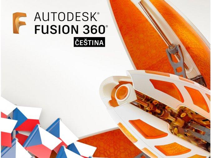 Autodesk Fusion 360 česká lokalizace