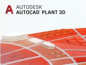 Autodesk AutoCAD Plant 3D licence