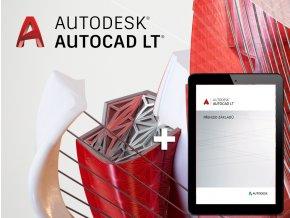 AutoCAD LT licence + ceska prirucka