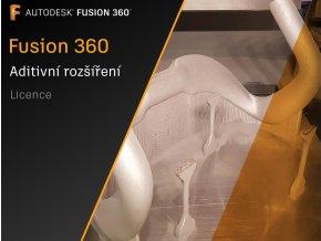 Fusion 360 licence aditivni rozšíření