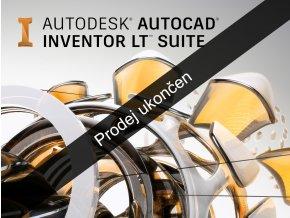AutoCAD Inventor LT suite licence