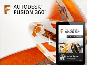 Autodesk Fusion 360 + ceska prirucka