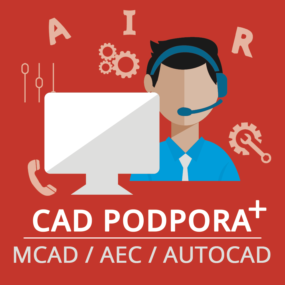 CAD Podpora PLUS 1 rok