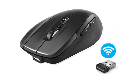 CadMouse Wireless, 3DX-700062