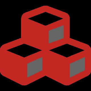 cubes-duotone