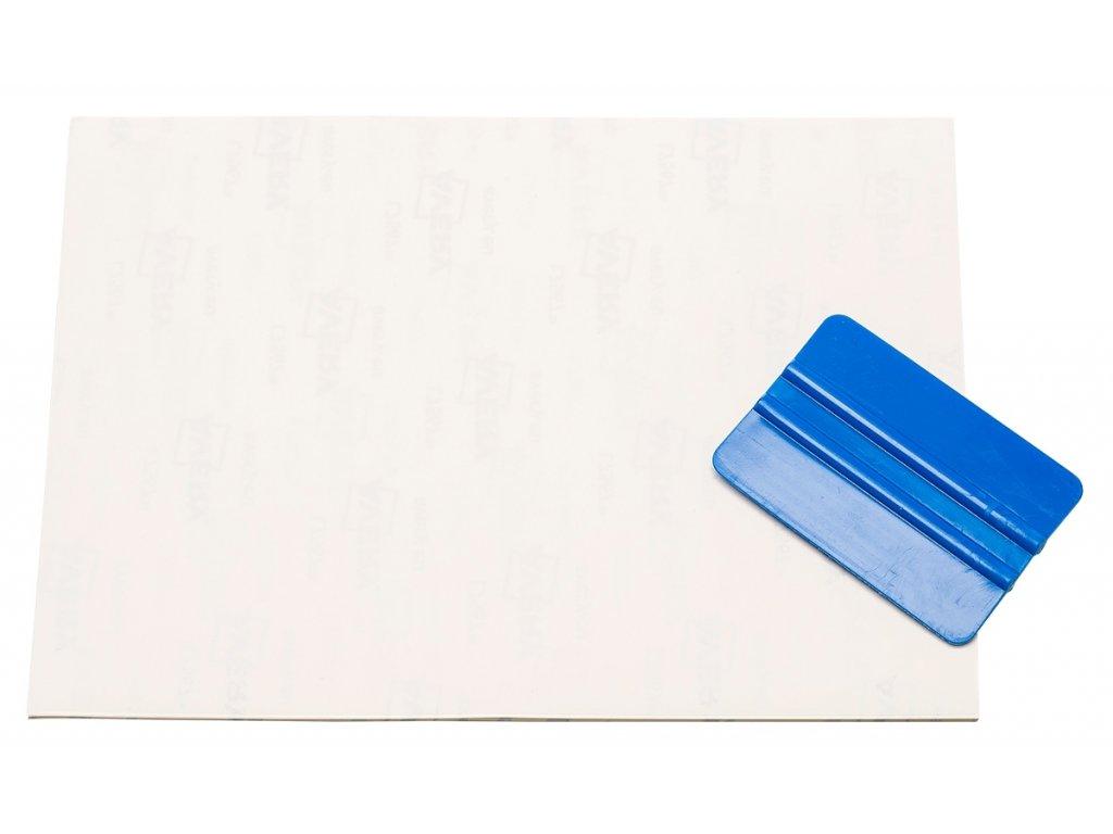 Adhesion sheet and applicator
