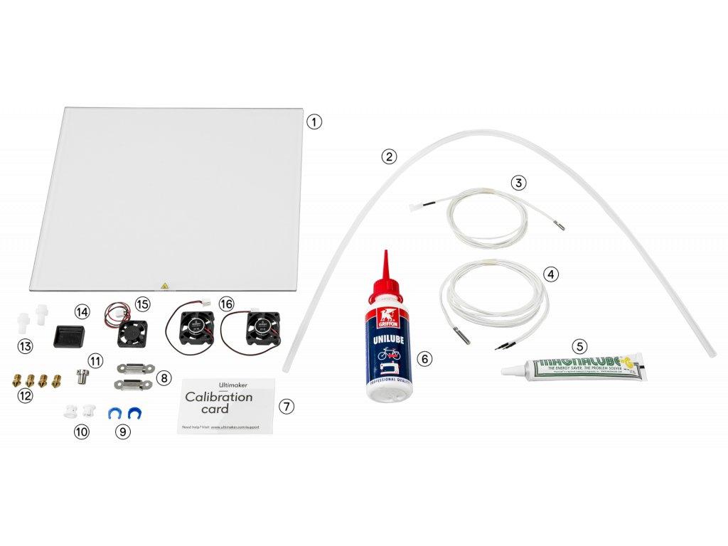 Maintenance kit contents[1]