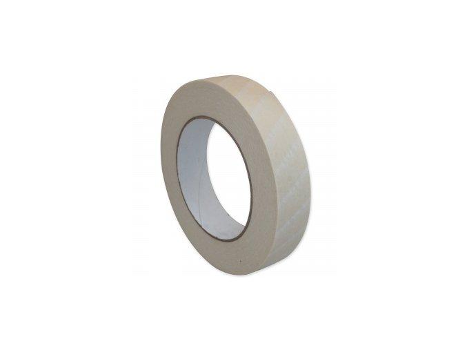 Lepící páska 25 mm x 50 m, par. ind.