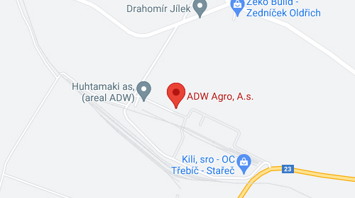 Sidlo ADW Krahulov