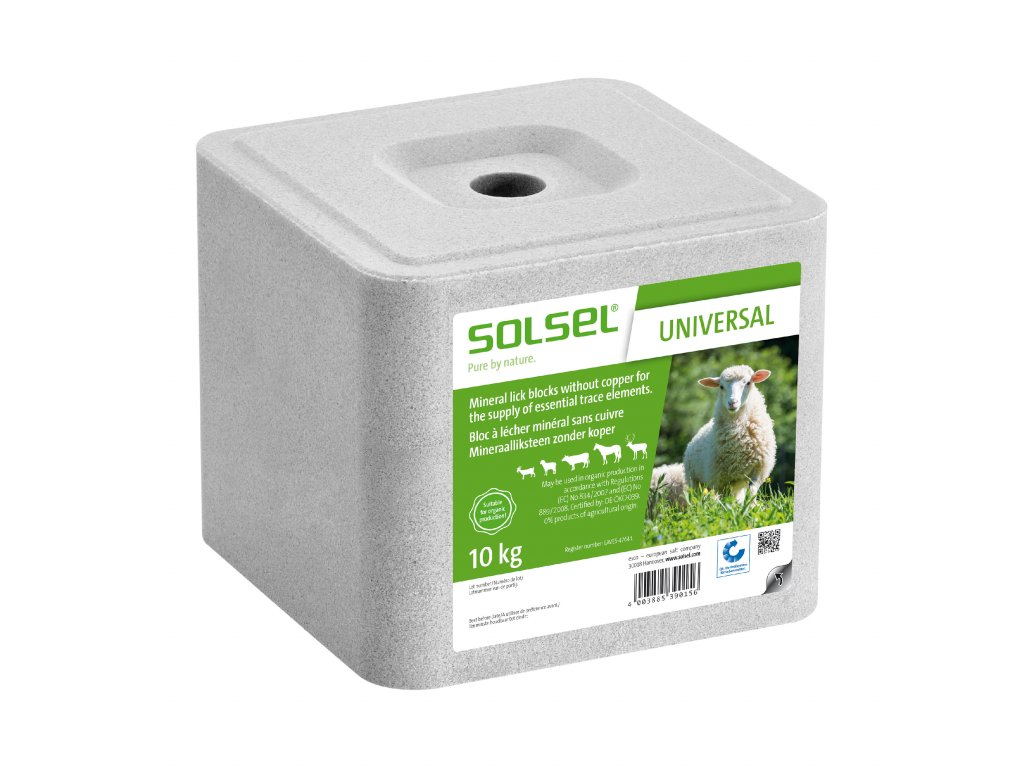 Solsel Universal Scotmin Nutrition