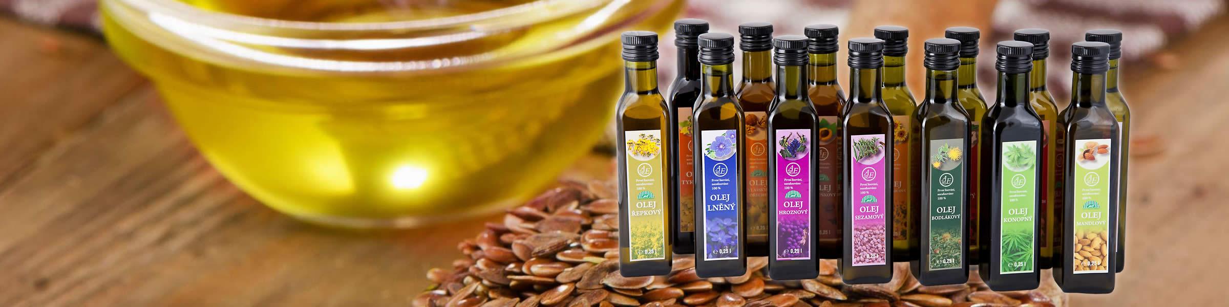 Agro-el (všechny oleje)