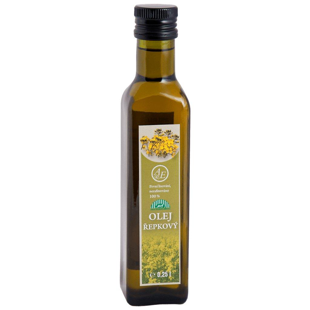 Řepkový olej BIO