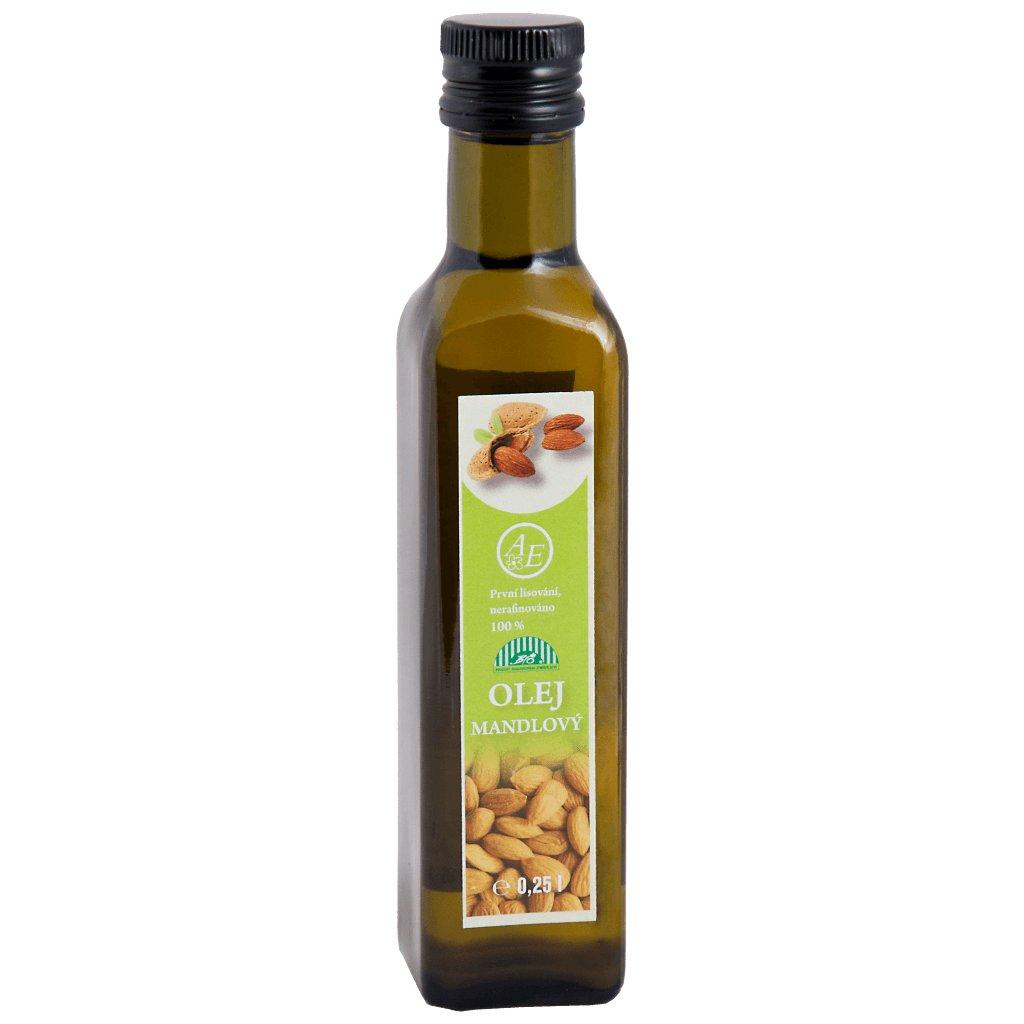 Mandlový olej BIO