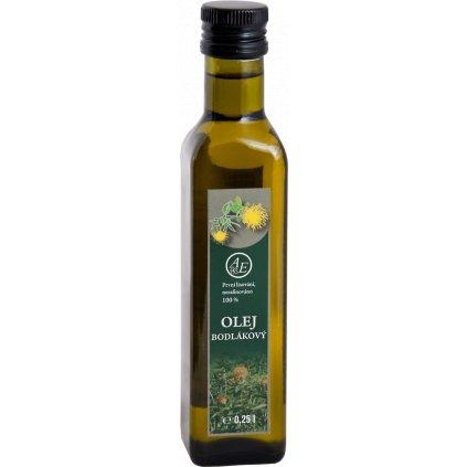 Bodlákový olej BIO