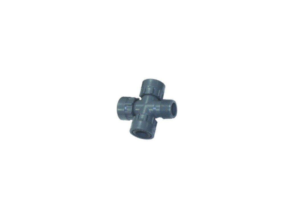 PVC kříž 1
