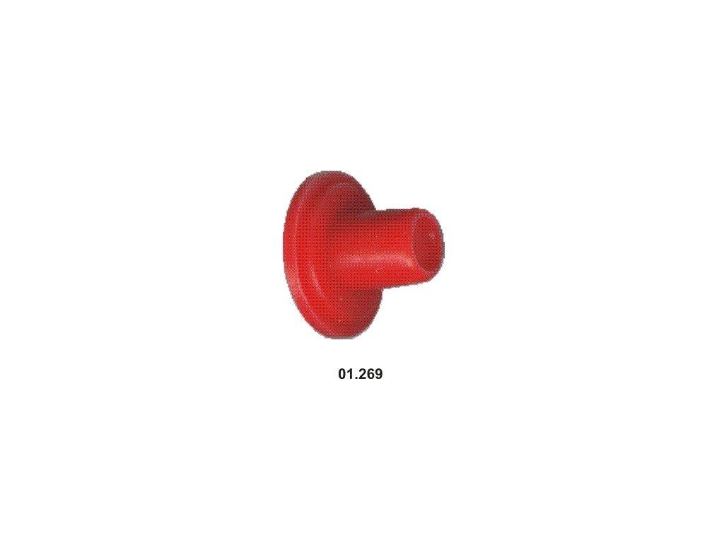 Zátka pro konektor 8 mm