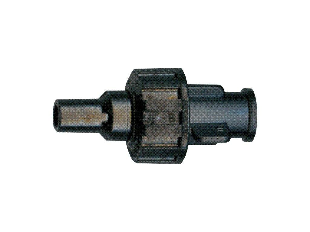 Zpětný ventil pro trysku