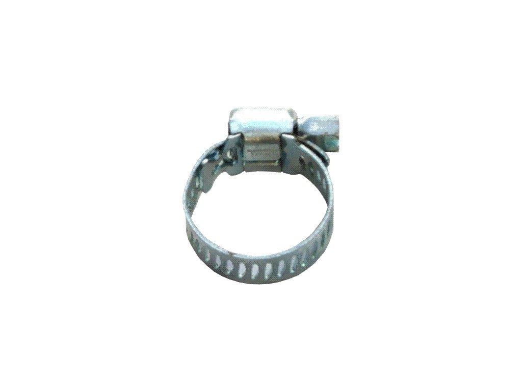 Hadicová spona A0 (9 - 16 mm)