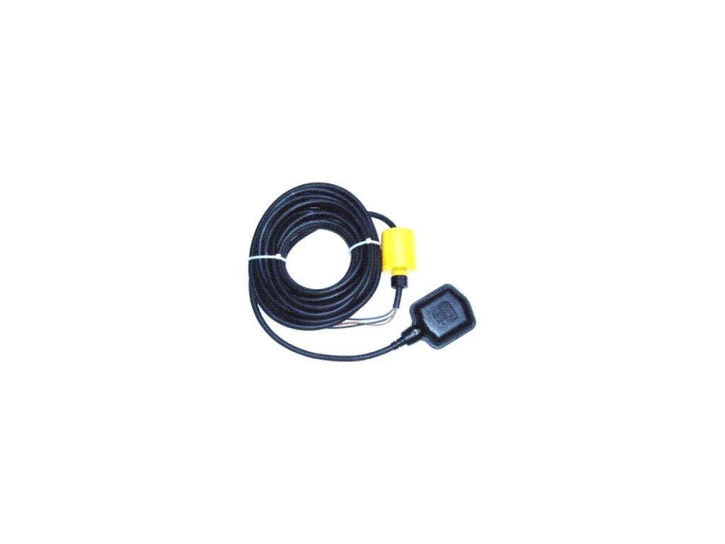 Plovákový spínač - kabel 10 m