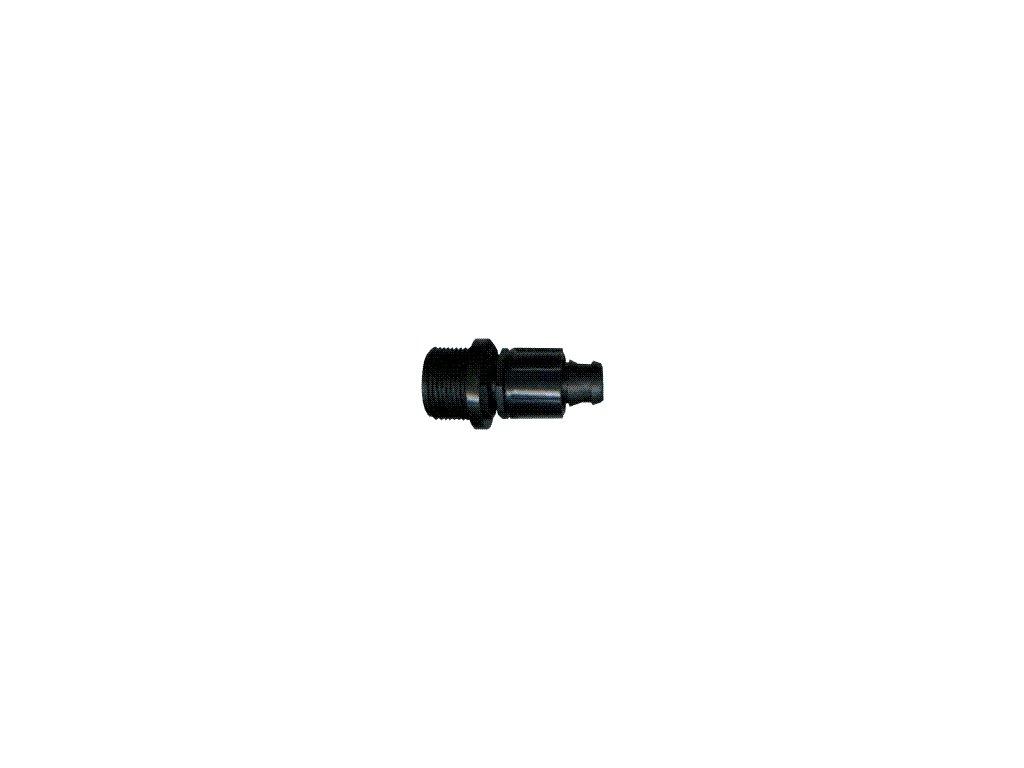 """Adaptor 17 mm s vnějším závitem 3/4"""""""