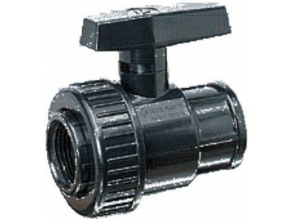 """PVC kulový ventil 2"""""""