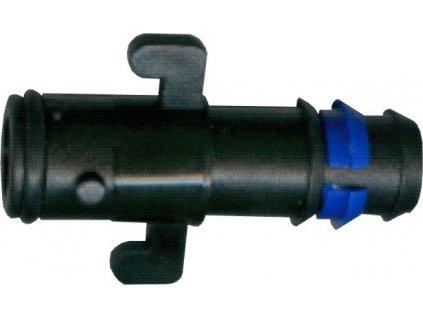 Spojka bajonetová na PE trubky 16 mm
