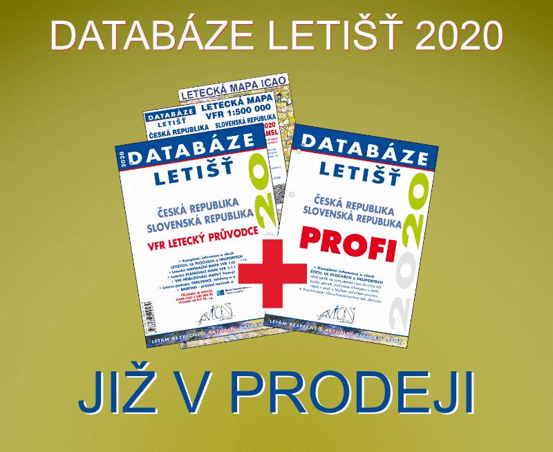 Databáze letišť 2020