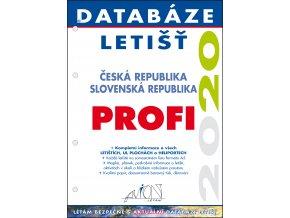 DatabazeLetistProfi2020obalka CZE