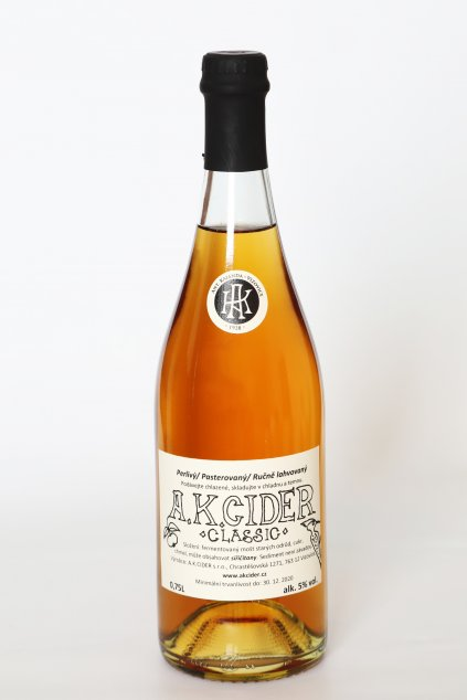 A.K.CIDER CLASSIC 0,75l
