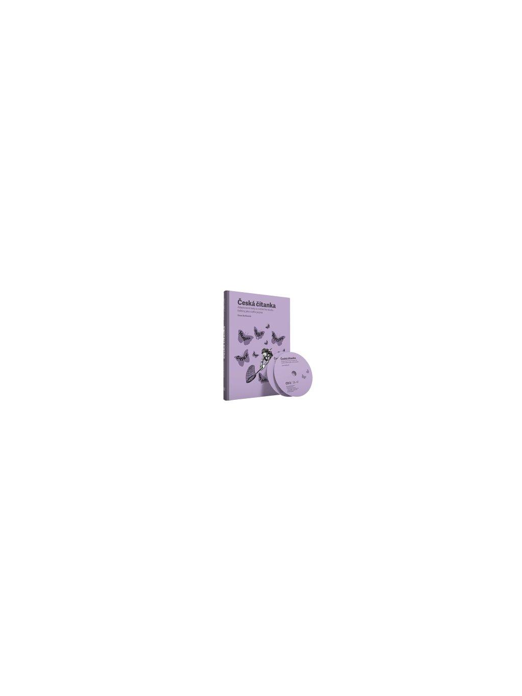 Česká čítanka / Adaptované texty acvičení ke studiu češtiny jako cizího jazyka (CD) [audio CD]