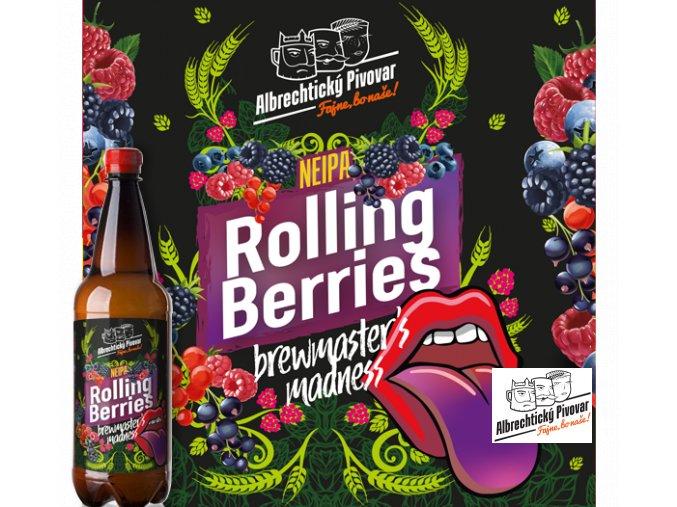 RollingBerries etaPET