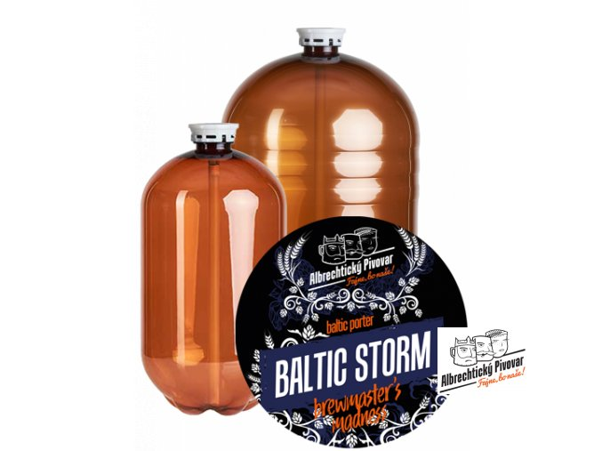 BALTIC Keg PET 30l 11l